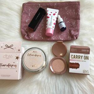 Sephora Makeup - Pink Constellation Makeup Bundle